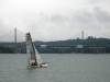 Championnat d'Europe des catamarans de sports F18 - Brest