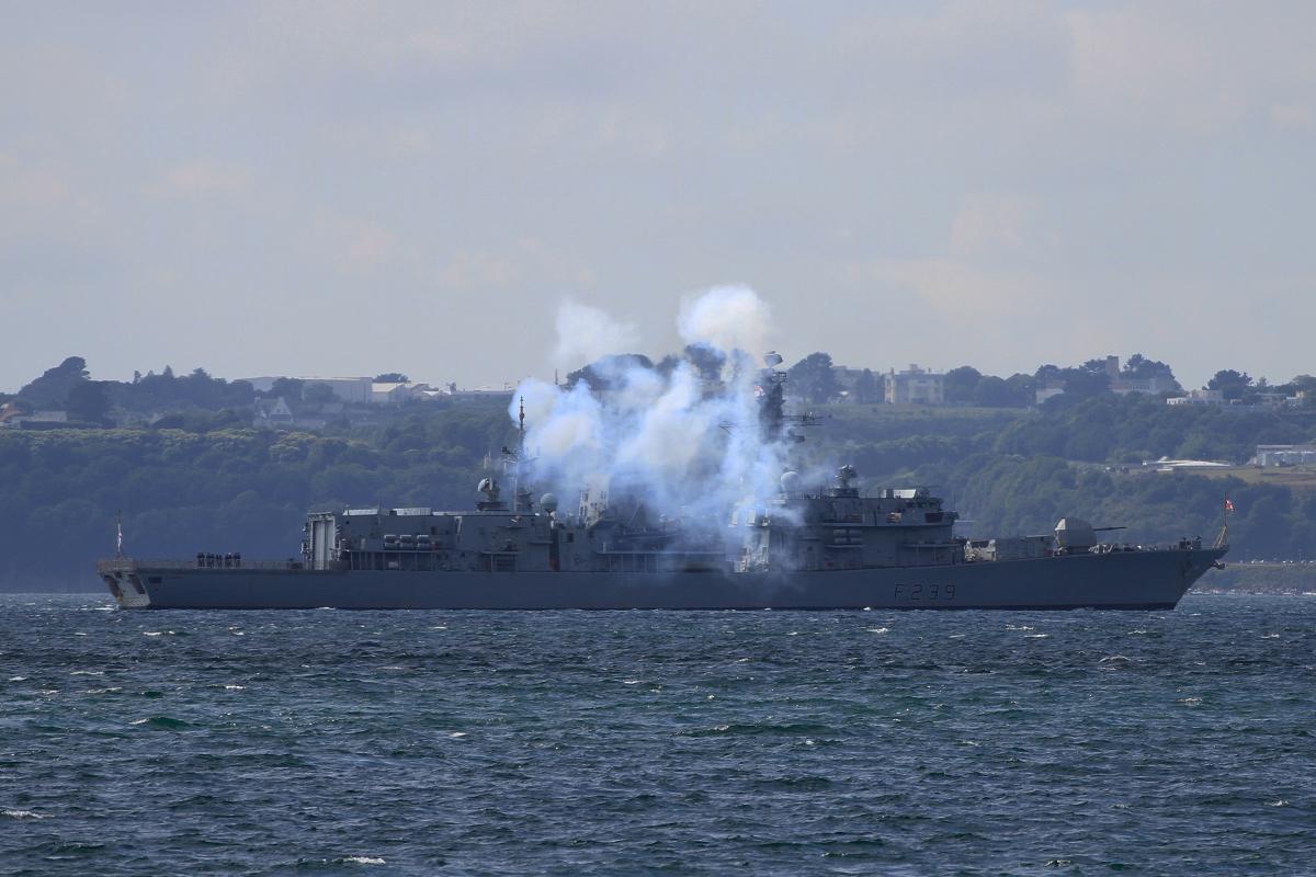 HMS Richmond (Grande-Bretagne)