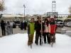 Skieurs brestois