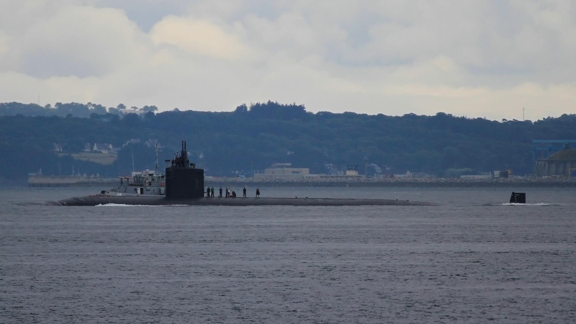 USS Hartford (SSN 768)
